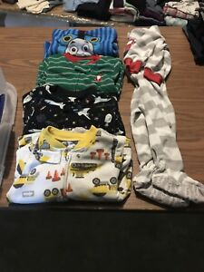Baby Boys 18 Month Sleepers