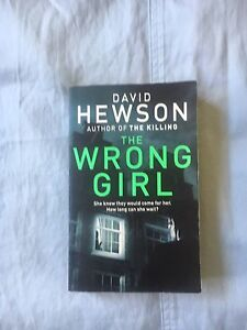 David Hewson - The Wrong Girl Coogee Eastern Suburbs Preview