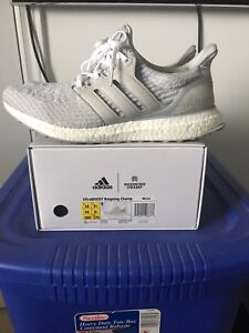 Adidas Ultraboost 3.0 x Reigning Champ Real Leather
