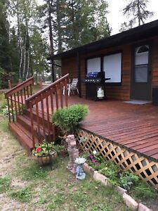 Blue Lake -Ontario cabins for rent