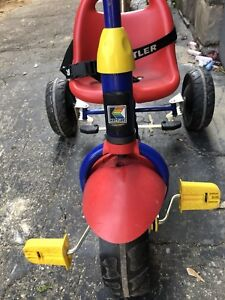 Kettler Tricycle with Steering Pushbar
