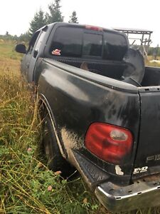 Parting out f-150