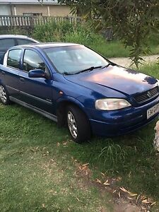 02 Holden Astra ts2 Redbank Plains Ipswich City Preview