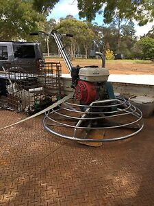 Concrete trowel machine Mittagong Bowral Area Preview