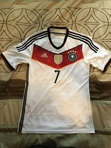 2014 Germany national jersey World Cup edition