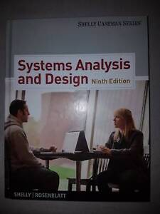 Systems Analysis and Design 9th edition, inc CourseMate Woodcroft Morphett Vale Area Preview