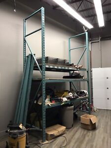 Pallet style racking for sale