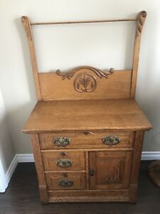 Antique Wash Stand Kijiji In Ontario Buy Sell Amp Save