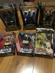 WWE ELITE LOT