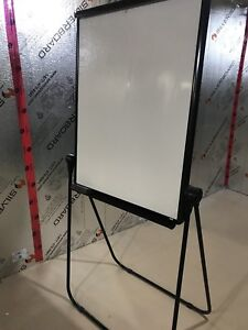 Portable dry erase Whiteboard and easel