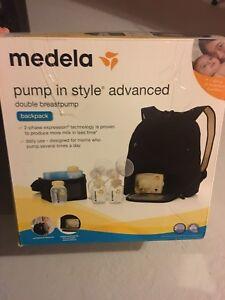 Medela breast pump - freestyle backpack