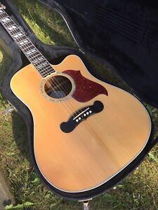 2008 Gibson Songwriter Deluxe EC acoustic