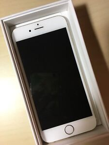 iPhone 6s gold 32gb mint condition unlocked