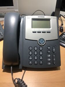 Cisco 502g VOIP phone