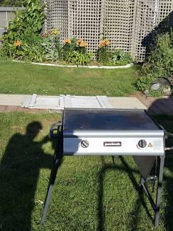 2 burner barbecue