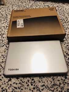 Toshiba laptop 16gb RAM, i7, 1TB