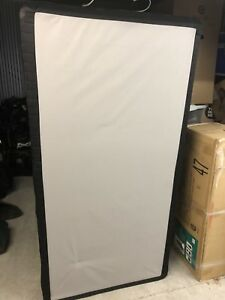 Mattress And Boxspring with bedframe - Twin