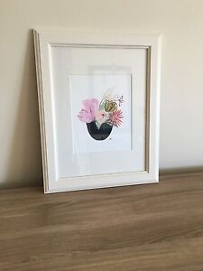 Print from Chapters Indigo and IKEA frame