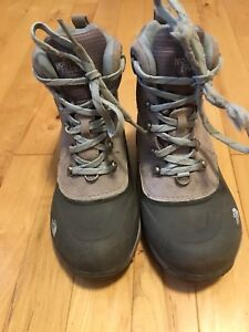 Size 1 North Face Winter Boots