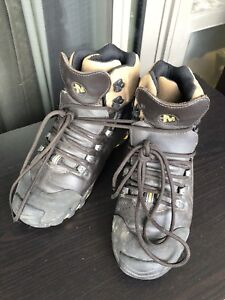 Hiking Boots hardly used (been in storage) woman size 7