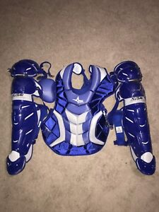 All Star System 7 Adult Pro Catchers Gear