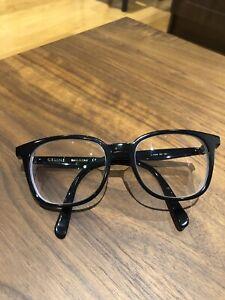 Celine Dark Havana Eyeglasses CL41846