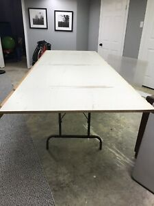 Free !!  Table frame with removable top