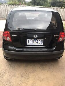 Hyundai Getz 2004 Rosebud Mornington Peninsula Preview