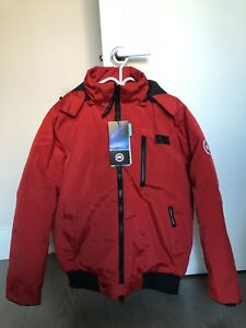 Canada Goose Red Bomber - Small for Men/Hommes