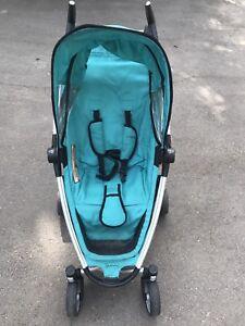 Quinny Zapp travel stroller
