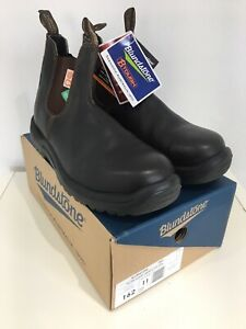Blundstone Men's Safety Boots US Size 12 - AUS Size 11