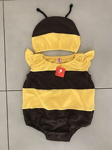 Bee dress up costume - baby Southern River Gosnells Area Preview