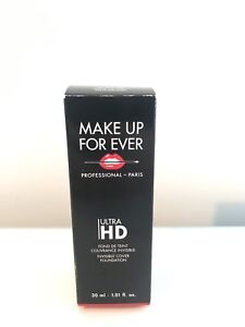 Make Up For Ever- Ultra HD Foundation