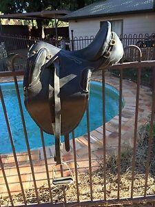 Black saddle for sale Beverly Hills Hurstville Area Preview