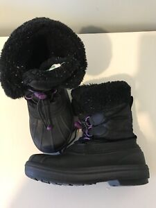 Bottes cougar fille taille 1