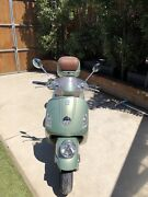 Vespa GTV250ie Clifton Hill Yarra Area Preview