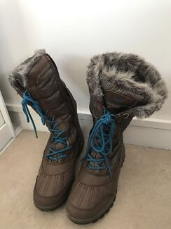 Snow or walking boots women's size 41
