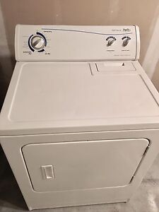 Whirlpool dryer-7 cu ft