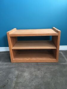 Crate Company Furniture Bookcase/TV Stand