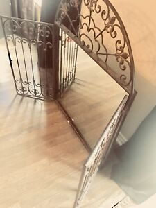 Brand new Gorgeous Mirror **wrought iron** $100