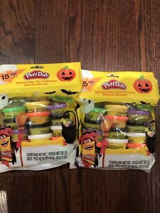 New playdoh party pack minis!