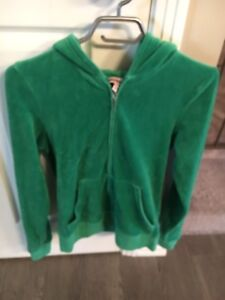 Juicy Couture Women's Zip Up hoody- Medium- $10