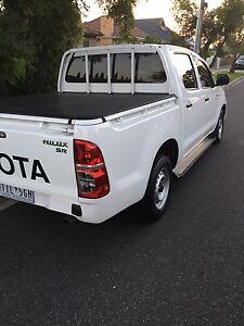 Toyota Hilux Sunshine North Brimbank Area Preview