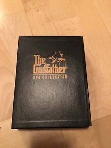 Collection DVDs Godfather Rambo 007