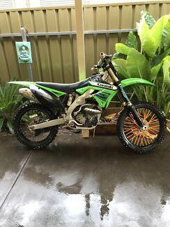 Kx450 2011 swap