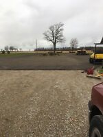 FAll SPECIALS ON NOW!! Recycled Asphalt, hot Asphalt paving