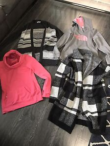 Size M sweaters