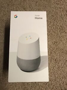 Brand New Google Home-Sealed In Box