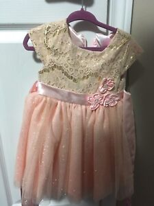 Beautiful toddler girl dress, brand new with tags!