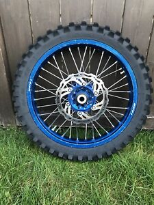 Warp 9 Rear Rim off YAMAHA